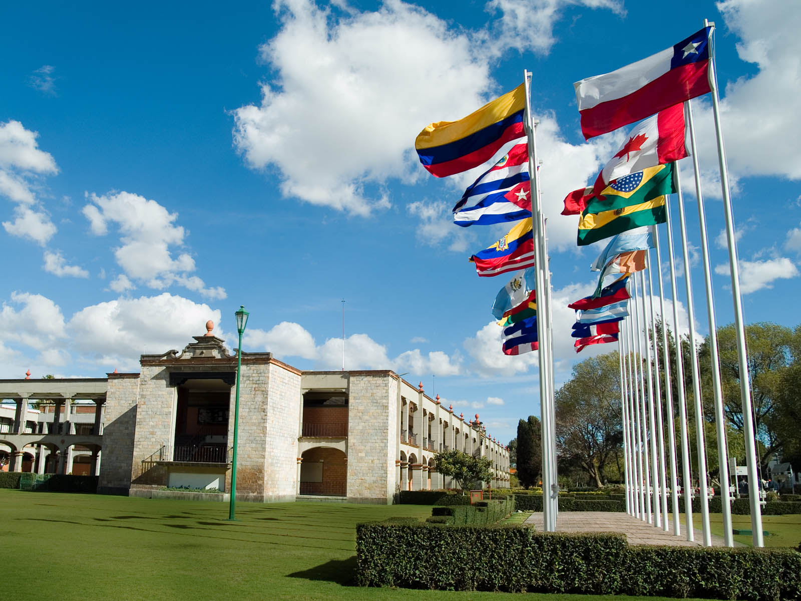 Centro Udlap Universidad De Las Am 233 Ricas Puebla San