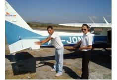 Centro Escuela de Aviación Meteoro Oaxaca México