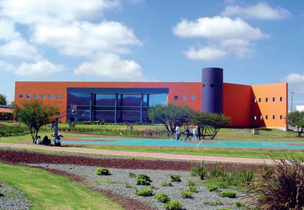 Centro uvm universidad del valle de m xico campus for Universidades sabatinas en queretaro